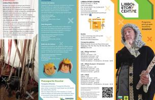 Programa para grupos escolares - 2018/19