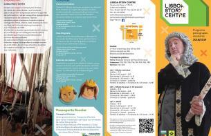 Program for school groups - 2018/19